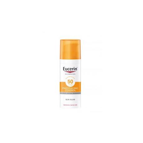 Eucerin CC Creme SPF 50+ Tono Medio Color 50ml