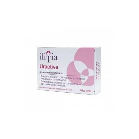 Ilitia Uractive 30 Caps