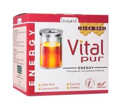 DRASANVI Vital pur energy 20 viales de 15 ml