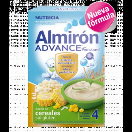 almiron advance cereales s/gluten 600 gr