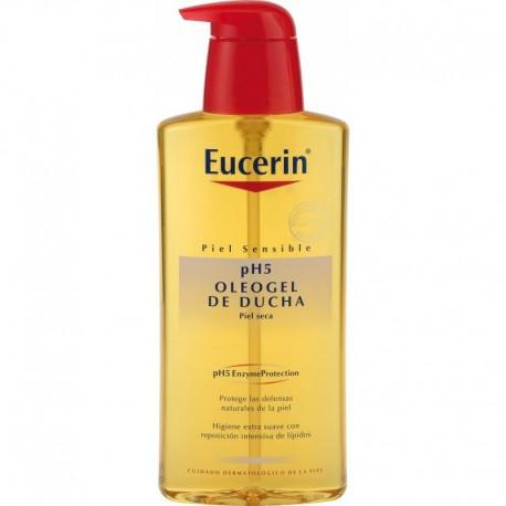 eucerin ph5 oleogel de ducha 1000 ml.