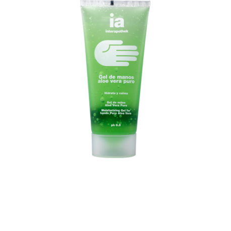 interapothek hidratante manos aloe 100ml