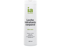 interapothek leche corporal aloe 400 ml