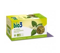 bio 3 te verde ecologico 25 bolsitas