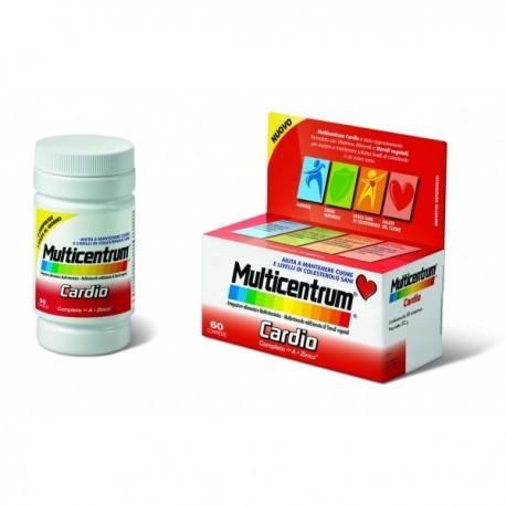 multicentrum cardio 60 comprimidos