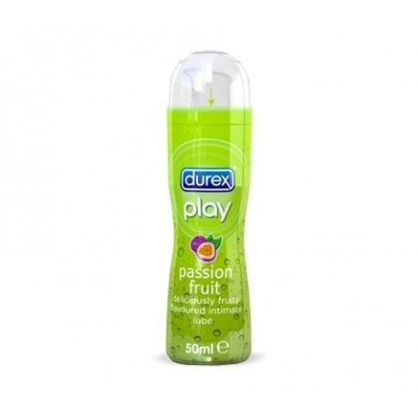 durex play lubricante passion fruit 50ml