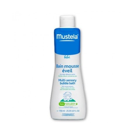 mustela babygel hipoalergica 200 ml.