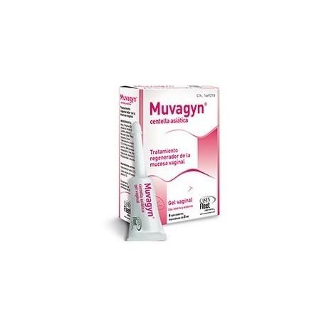 Muvagyn Centella Gel Vaginal 8 Monodosis