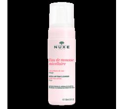 nuxe espuma micelar con pétalos de rosa 150ml