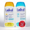Ladival pieles sensibles o alergicas gel crema oil free spf30