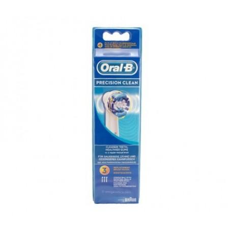 oral-b recambio precision clean 3 uds