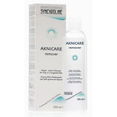 aknicare remover limpiador facial 200 ml