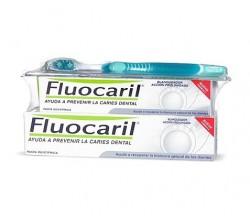fluocaril blanqueador duplo 125ml/75ml