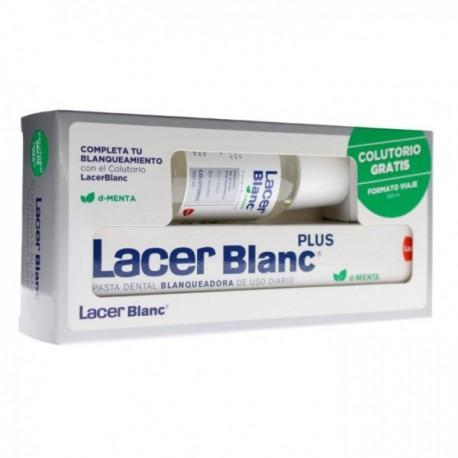 precio pasta dental lacer blanc