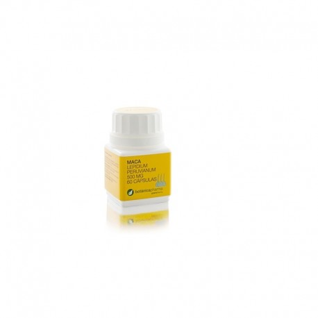 Botanicapharma Maca 500 mg 60 Cápsulas