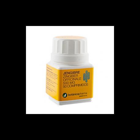 Botanicapharma Jengibre 500 mg 60 Comprimidos