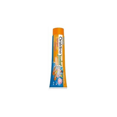 oraldine junior pasta dental fresa 50 ml