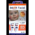 Leti AT4 Facial Pack Duplo 2 x 50 ml