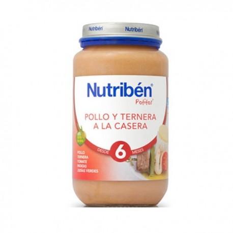 nutriben grandote pollo/terne casera 250