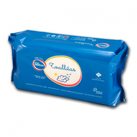 metodo milton toallitas dermoprotectoras