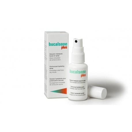 bucalsone plus saliva artificial 50 ml