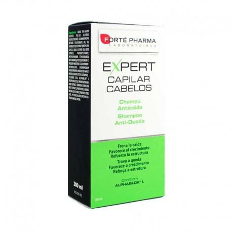 Champú Anticaída Capilar Forte Pharma 200ml