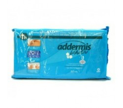 addermis adultos toallitas aloe vera 60u