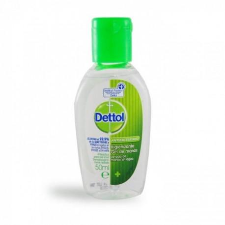 Dettol Gel Manos Antibacteriano 50ml