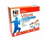Ns Vitans Energy Gel 20 Sobres