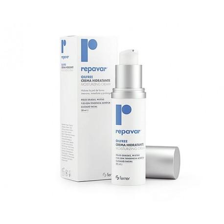Repavar Oilfree Crema Hidratante 30ml
