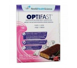 Optifast Frutas del Bosque 6 Barritas