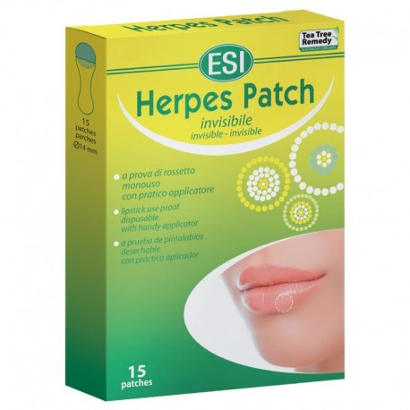 ESI Parche Herpes Invisible 15 Parches
