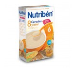 nutriben 8 cer.y miel frutos secos 600 g