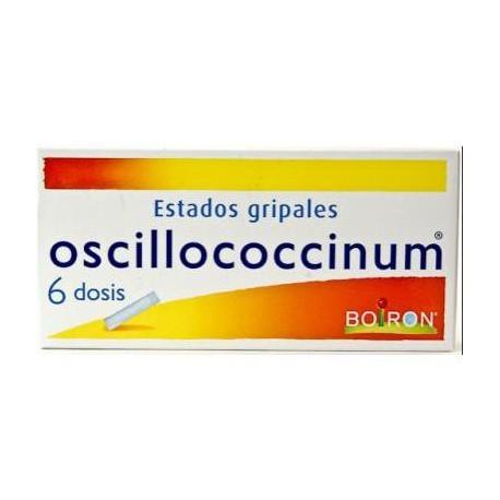 Oscillococciunum 6 dosis