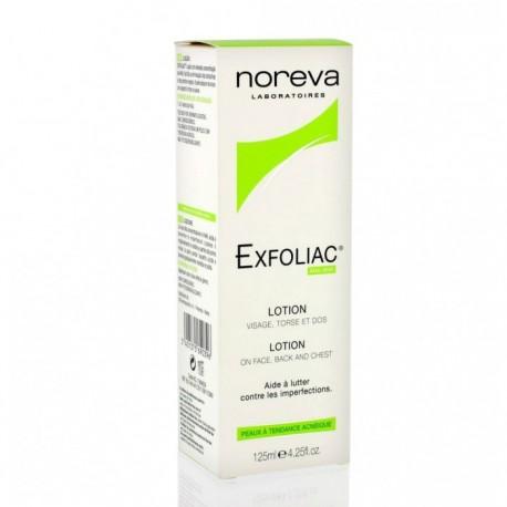 exfoliac gel 125 ml.