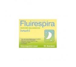 fluirespira balsamico infantil 6 parches