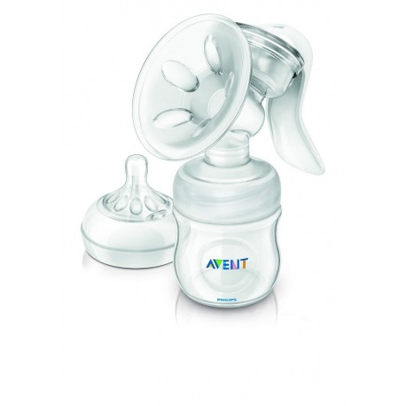AVENT EXTRACTOR LECHE ISIS MANUAL BPA