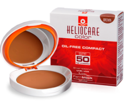 heliocare compacto oilfree brown f25 10g