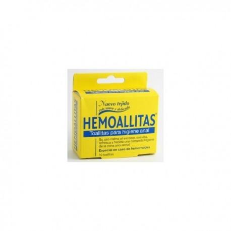 hemoallitas 15 Unidades