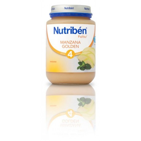 nutriben junior manzana 200gr.