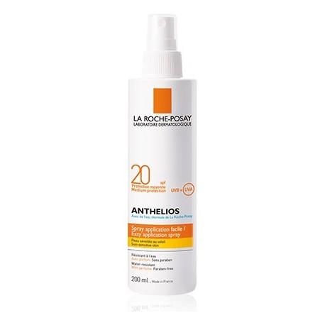 anthelios 20 spray 200 ml