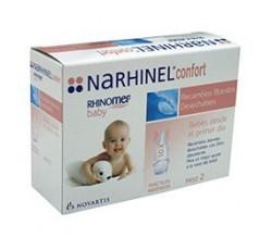 narhinel confort recambios deshech. 10 u