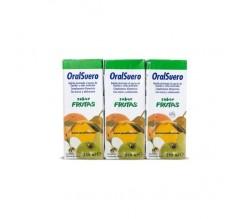 oralsuero pack 3 200 ml.