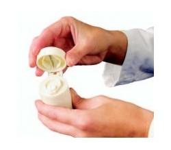 pastillero partidor/triturador h-9936