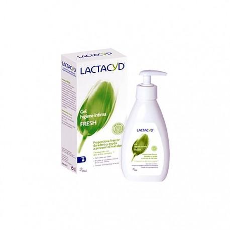 Lactacyd Fresh gel íntimo 200ml