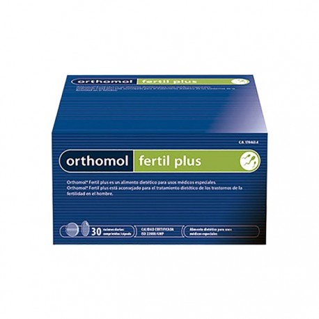 Orthomol Fertil Plus 30 Comp