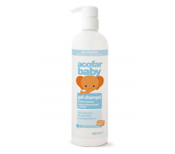 ACOFAR BABY GEL-CHAMPU 200 ML.