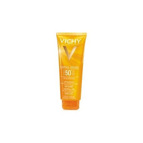 vichy ideal soleil spf 50+ pieles intolerantes 50ml
