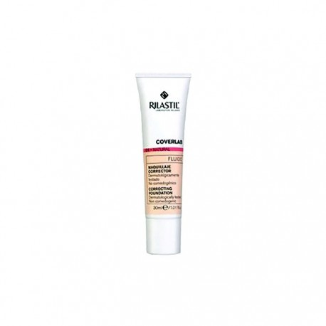 Rilastil Coverlab base maquillaje fluido natural 30ml