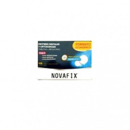 Novafix tabletas antibacterianas 3 en 1 108uds